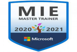 MIE Master Trainer 2020-2021